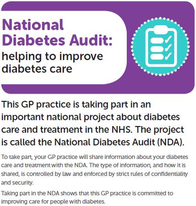 National Diabetes Audit